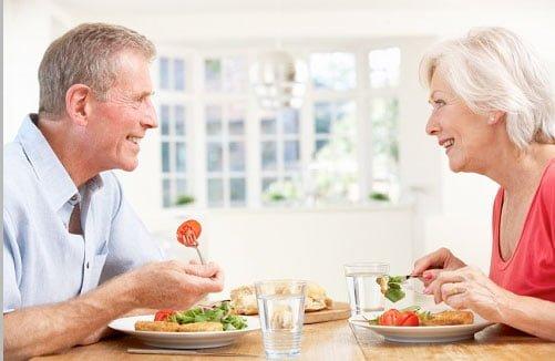 Healthy teeth as you age